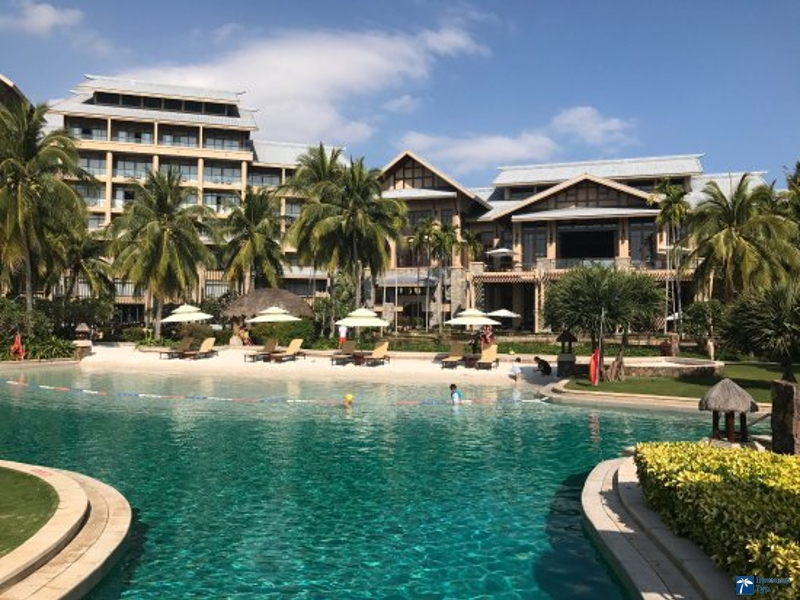 Отзыв о отеле Hilton Sanya Yalong Bay Resort & Spa 5* Турция